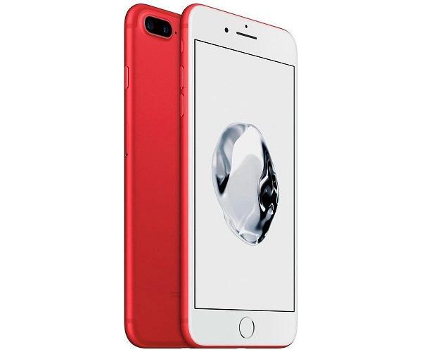 APPLE IPHONE 7 PLUS 256GB Rojo Reacondicionado CPO/Móvil 4G 5.5 RETINA FHD/4CORE/256GB/3GB RAM
