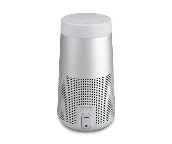 Bose Soundlink Revolver II Gris/Bluetooth/Indicaciones por voz/Batería 13 horas/Sonido envolvente