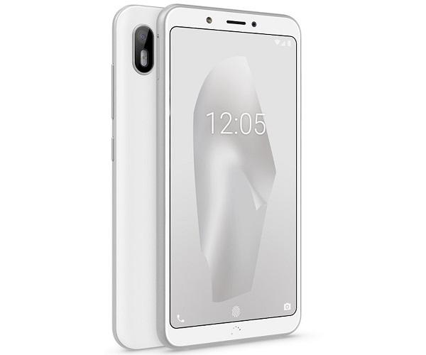 BQ AQUARIS C BLANCO MÓVIL 4G 5.45 IPS HD+/4CORE/16GB/2GB RAM/13MP/5MP  SKU: +22399
