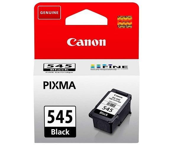 CANON PG-545 COLOR NEGRO CARTUCHO DE TINTA 8ml FINE PIXMA  SKU: +23130