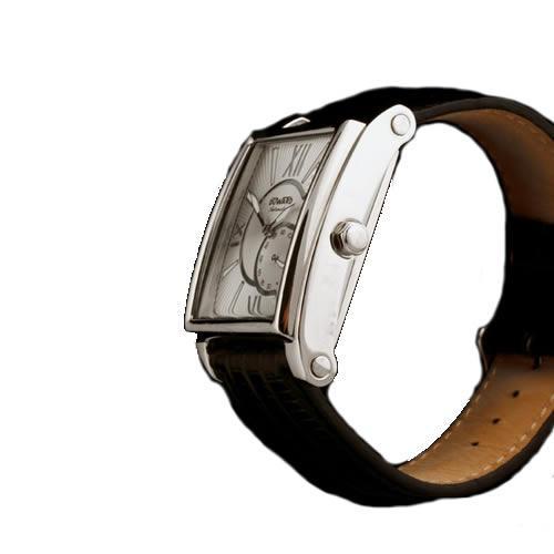 Reloj Duward Hombre Automático D88005.11 rectangular