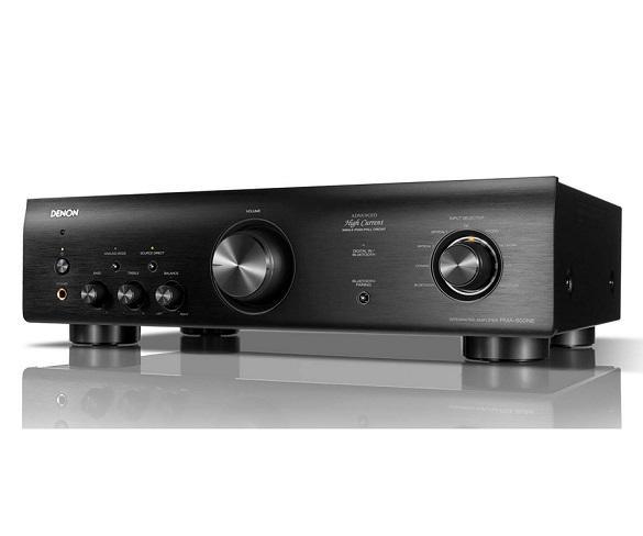 DENON PMA 600NE Negro/Amplificador/2 canales/70W/Bluetooth