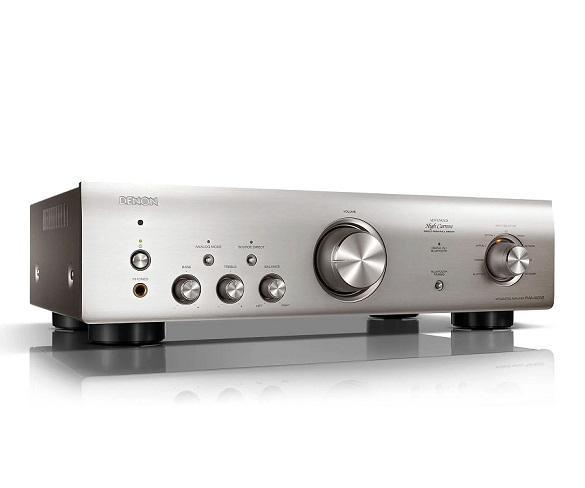 DENON PMA 600NE Plata/Amplificador/2 canales/70W/Bluetooth