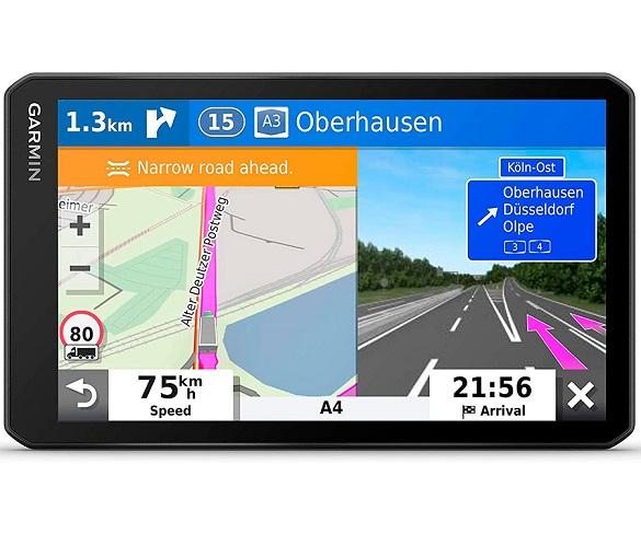 GARMIN DEZL LGV700 NAVEGADOR PARA CAMIÓN 6.95 GPS CON MAPAS PREINSTALADOS DE EUROPA
