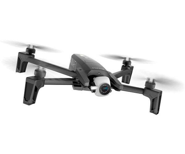 DRON PARROT ANAFI CON CAMARA 4K HDR BATERÍA ESTUCHE MICROSD 16GB 8 HÉLICES ADICIONALES  SKU: +96160