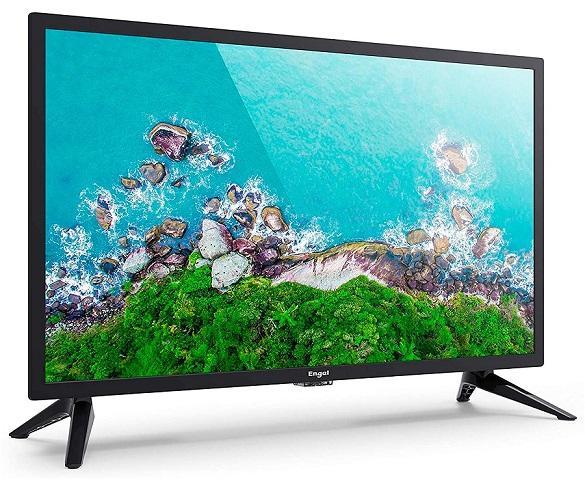 ENGEL 24LE2461T2 TELEVISOR 24 LED HD READY HDMI VGA USB RCA CI+ AURICULARES