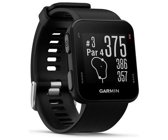 GARMIN APPROACH S10 NEGRO SMARTWATCH GOLF 1.3 TRANSFLECTIVA GPS