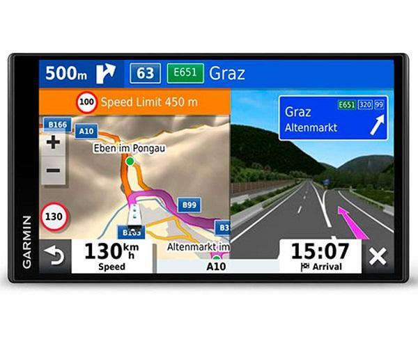 GARMIN CAMPER 780 EU MT-D GPS PARA AUTOCARAVANAS CON MAPAS PREINSTALADOS DE EUROPA PANTALLA DE 6.95
