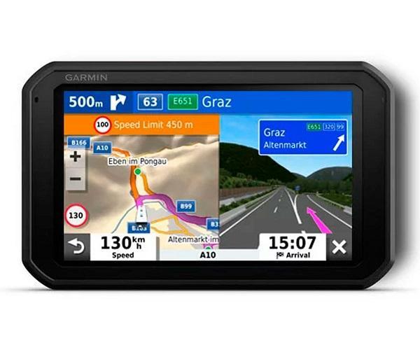 GARMIN CAMPER 785 EU MT-D GPS PARA AUTOCARAVANAS DASH CAM INTEGRADA CON MAPAS PREINSTALADOS