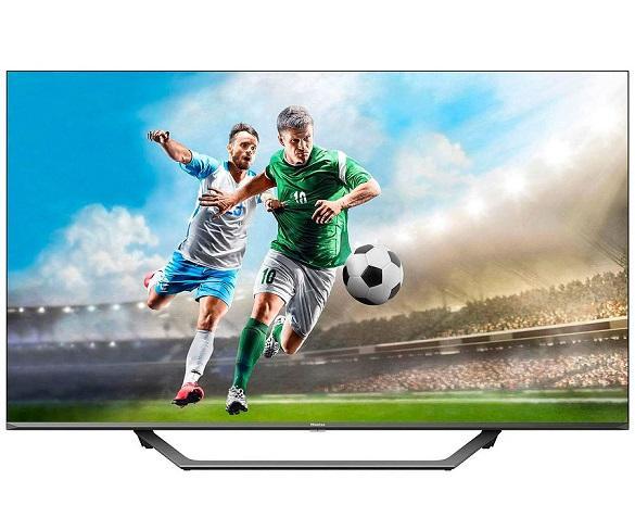 HISENSE H50A7500F TELEVISOR 50 SMART TV LED 4K UHD HDR 2000PCI CI+ HDMI USB BLUETOOTH  SKU: +22819