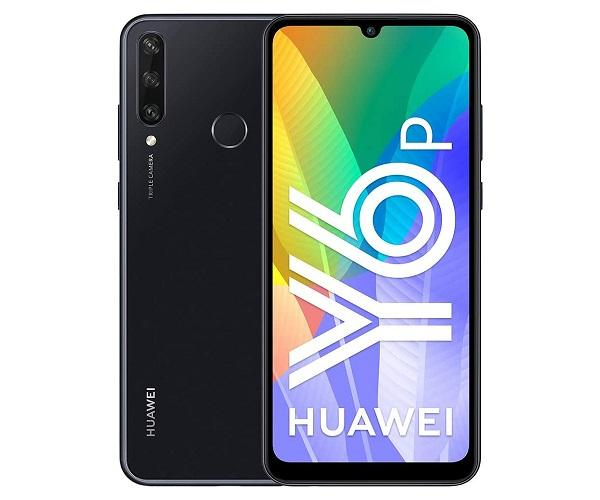 HUAWEI Y6P BLACK MÓVIL 4G DUAL SIM 6.3 IPS HD+/8CORE/64GB/3GB RAM/13+5+2MP/8MP  SKU: +22457
