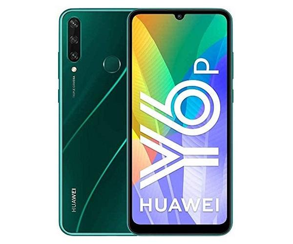 HUAWEI Y6P GREEN MÓVIL 4G DUAL SIM 6.3 IPS HD+/8CORE/64GB/3GB RAM/13+5+2MP/8MP  SKU: +22459