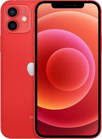 APPLE IPHONE 12 ROJO 128GB