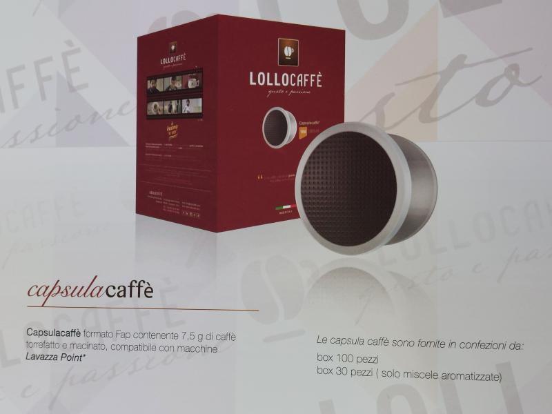 Lollo Box Cápsulas para Lavazza Fap Classico 100