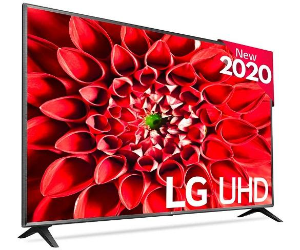 LG 75UN71006LC TELEVISOR 75 IPS LED UHD 4K SMART TV WEBOS 5.0 WIFI HDMI BLUETOOTH