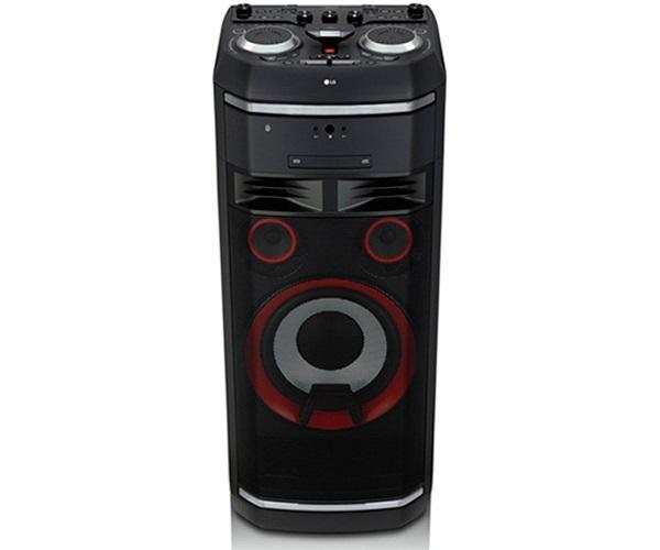 LG XBOOM OL100 SISTEMA DE AUDIO DE ALTO VOLTAJE PORTATIL 2000W BLUETOOTH USB FUNCIONES  SKU: +22348