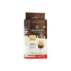 Lollocaffè Crema Nero molido de 250 Gramos
