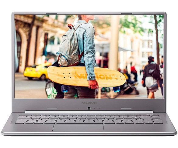 MEDION E6247 MD62007 PLATA PORTÁTIL 15.6 FullHD CEL-N4020 512GB SSD 8GB RAM FREEDOS
