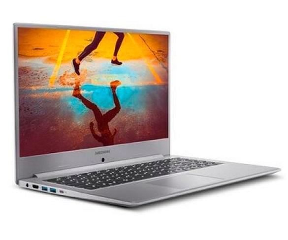 MEDION S15449 AKOYA PLATA PORTÁTIL 15.6 FullHD i5-1135G7 512GB SSD 8GB RAM FREEDOS