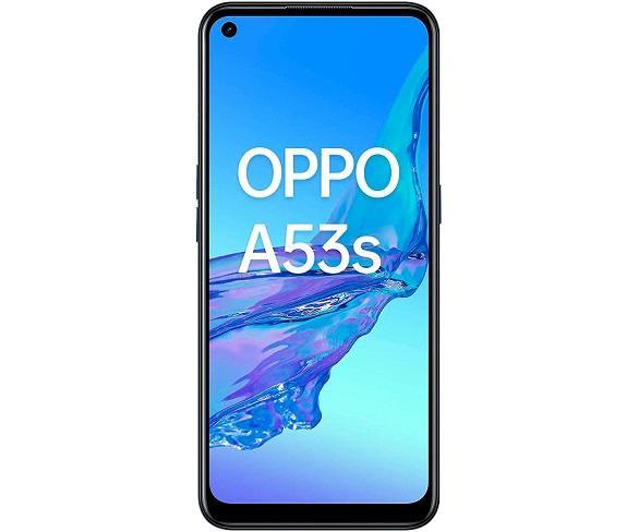 OPPO A53S NEGRO MÓVIL DUAL SIM 4G 6.5 IPS 90Hz HD+ OCTACORE 128GB 4GB RAM TRICAM 13MP  SKU: +23118