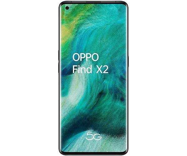 OPPO FIND X2 BLACK CERÁMICO MÓVIL 5G 6.7 AMOLED 3K QHD+/8CORE/256GB/12GB RAM  SKU: +22449