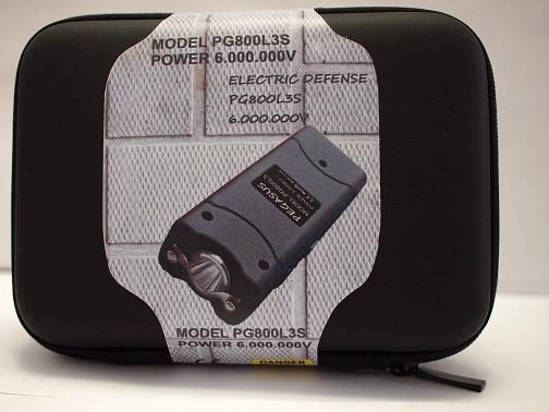 Pequeña defensa eléctrica PG800L3S 6.000kv