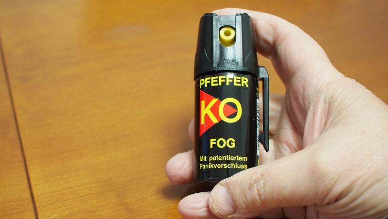 GAS PIMIENTA PFEFFER KO FOG DE 40ML.