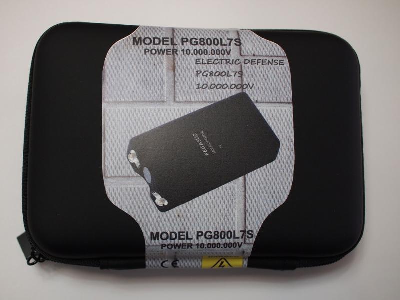 Taser pegasus PG800L7S – 10000kv