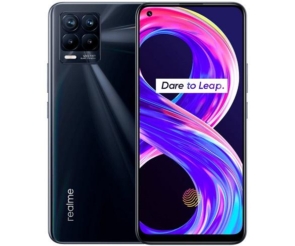 realme 8 Pro Negro (Punk Black) 8+128GB / 6.4 AMOLED / Dual SIM