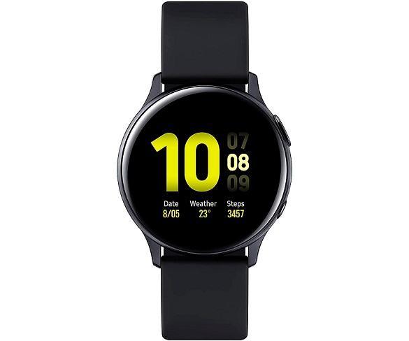 SAMSUNG GALAXY WATCH ACTIVE 2 NEGRO SMARTWATCH 1.2 AMOLED GPS WIFI BT NFC