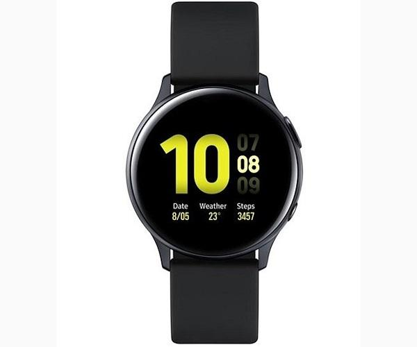 SAMSUNG GALAXY WATCH ACTIVE2 SILVER 40mm SMARTWATCH BLUETOOTH GPS WI-FI  SKU: +22354