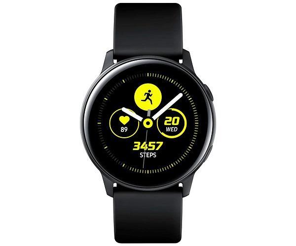 SAMSUNG GALAXY WATCH ACTIVE NEGRO SMARTWATCH 1.1 AMOLED GPS BT
