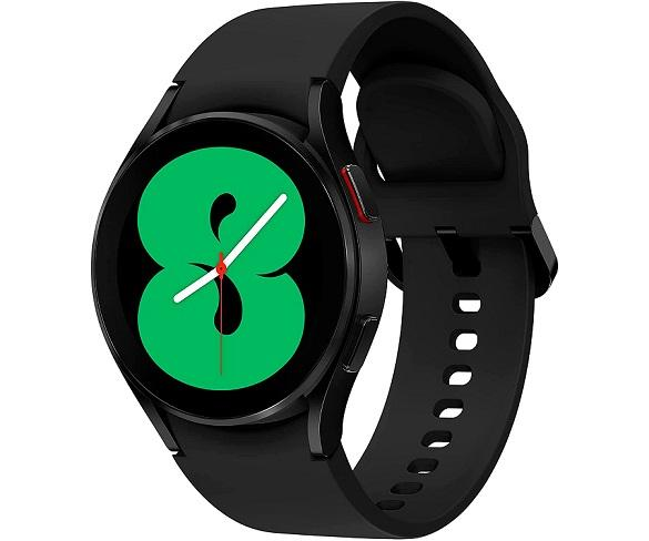 Samsung Galaxy Watch4 Bluetooth Smartwatch Negro 44mm AMOLED