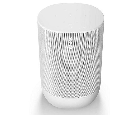 SONOS MOVE BLANCO ALTAVOZ INTELIGENTE IP56 CON BATERÍA WIFI BLUETOOTH CON AIRPLAY 2 GOOGLE ASSISTANT