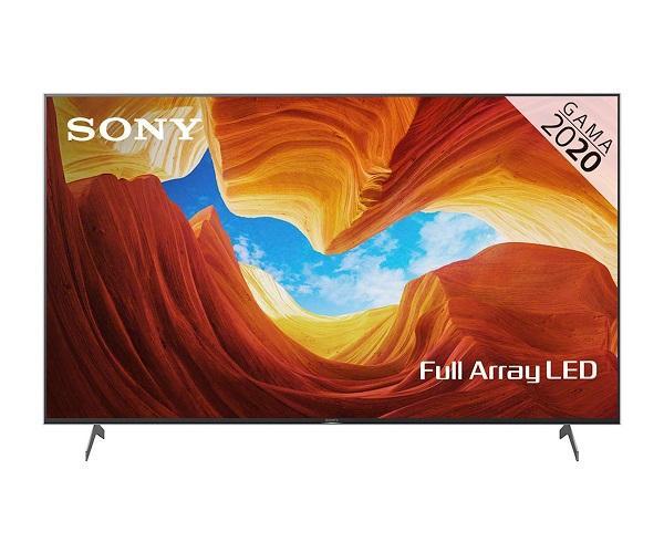 SONY KD85XH9096 TELEVISOR 85 LCD FULL ARRAY LED UHD 4K HDR ANDROID TV  SKU: +22506