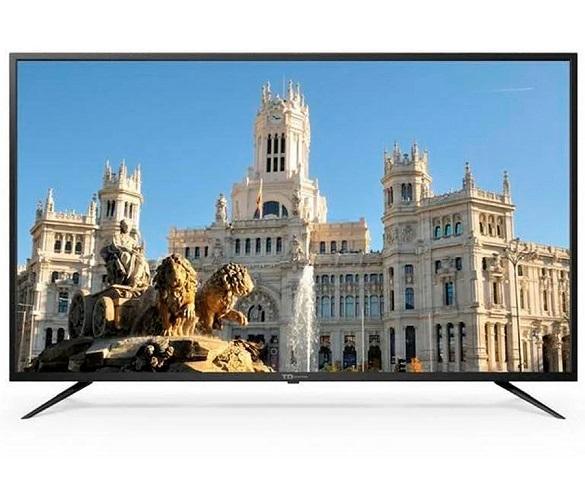 TD SYSTEMS K50DLJ10US TELEVISOR 50 LCD DIRECT LED SMART TV 4K UHD HDMI USB CI  SKU: +22652