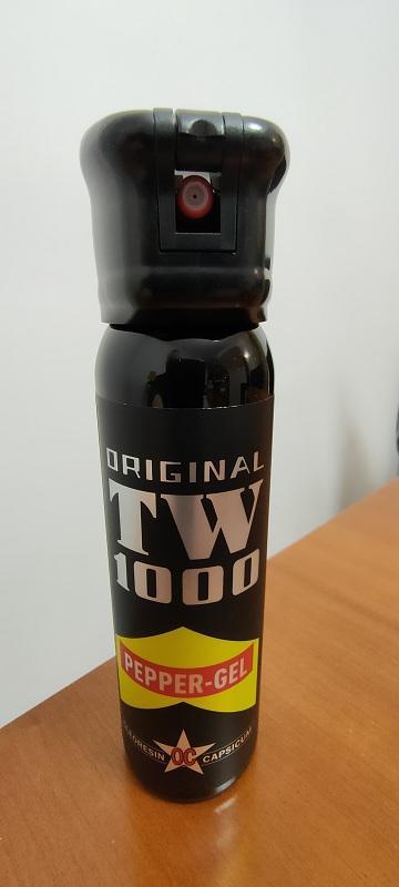 DEFENSA TW1000 PEPPER GEL100ML